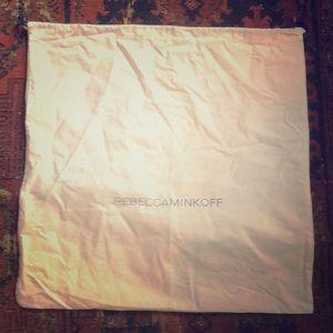Rebecca Minkoff dust bag new